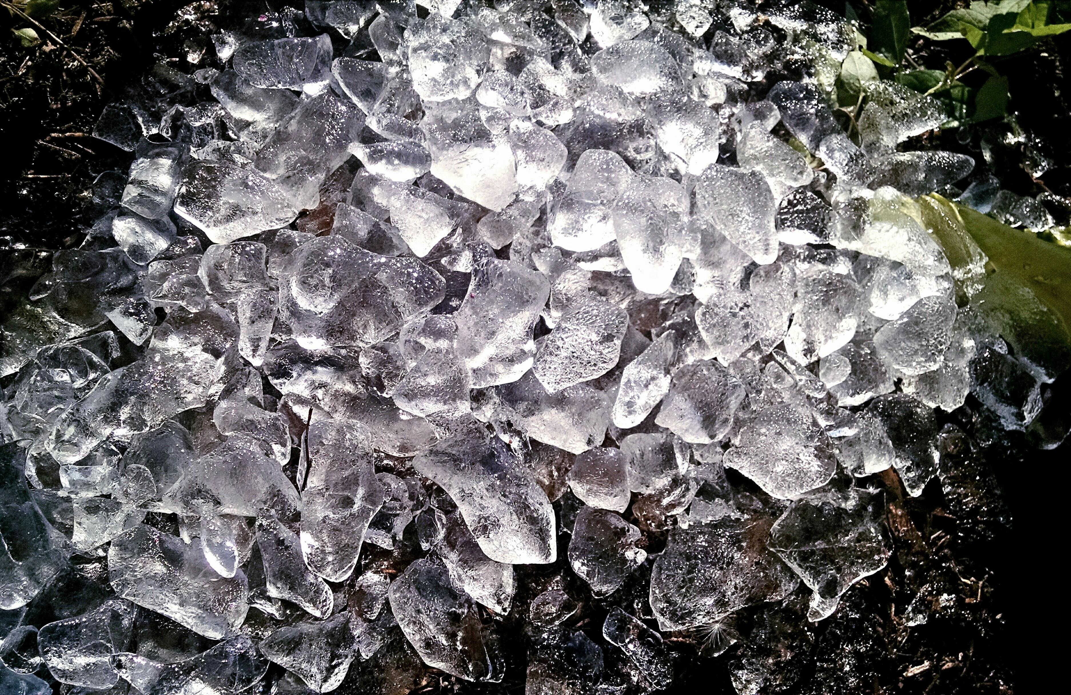 קרח עוזר לשרירים